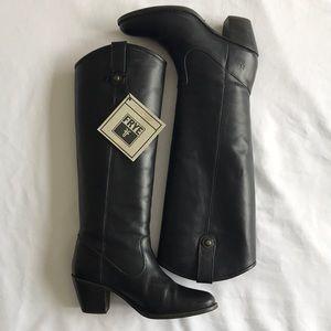 Frye Women's Jackie Button Boot, black, 7M